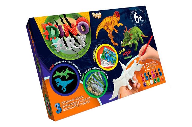 "Комплект креативного творчества ""Dino Art"" 6257"