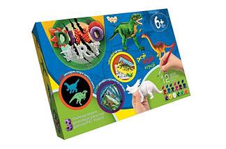 "Комплект креативного творчества ""Dino Art"" 6257, фото 2"