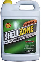 Антифриз SHELLZONE (-80) зеленый кан. 3.785л, 9401006021