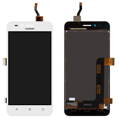 LCD экран+тачскрин Tina Huawei Y3 II (LUA-U22) ААА, фото 2