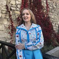 Вишита сорочка жіноча МВ-159-2