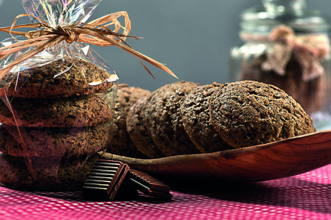 Кондитерська суміш Шоколадне Печиво 60% Uldo, фото 2
