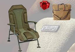 Карповое раскладное кресло Trakker Levelite Long-Back Chair
