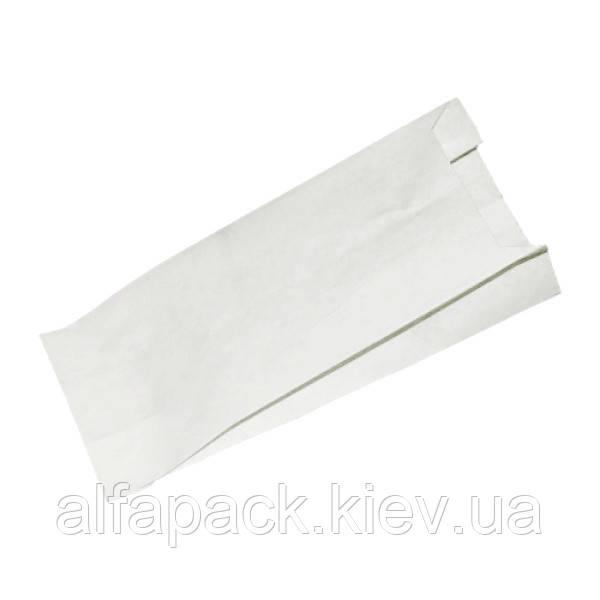 Пакет саше бумажный белый 220х90х50, упаковка 1000 шт.