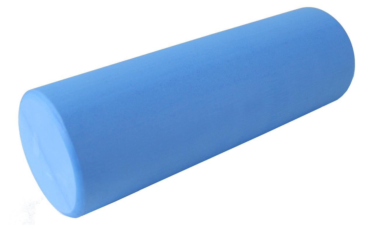 Масажний ролик (валик, роллер) SportVida SV-HK0065 Blue