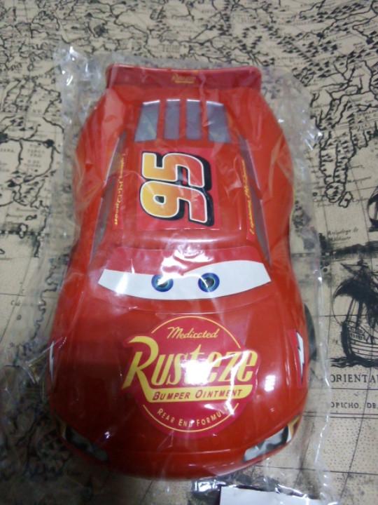Машинка Rust eze 95 красная