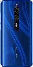 Xiaomi Redmi 8 4/64Gb Blue Global Гарантия 1 Год, фото 2
