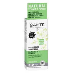 БИО-Крем дневной успокаивающий для чувствительной кожи лица Миндаль и витамин F, 50мл