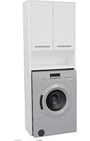Шкаф для стиральной машины в ванной 165х64х30 см, Польша
