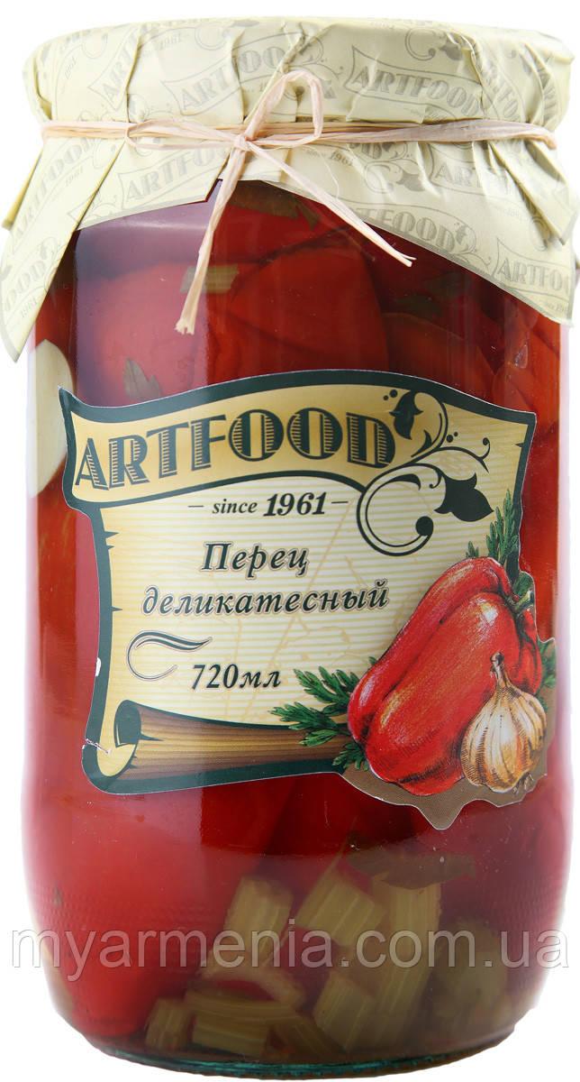 """Армянский Деликатесный перец """"Artfood"""" 720мл"""