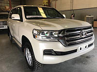 Toyota Land Cruiser 200 ARMORED