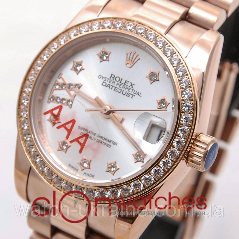 Часы женские ROLEX Datejust.класс ААА
