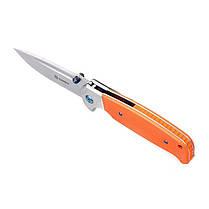 Нож Ganzo G7522 (оранжевый), фото 3