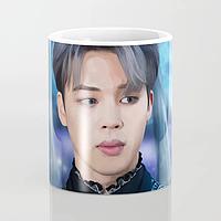 Кружка BTS Jimin K-Pop Чашка БТС Чимин
