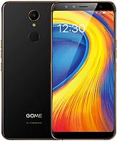 """Смартфон Gome U7 4/64Gb Black, 13/13Мп, 5,99"""" IPS, 2SIM, 4G, 3050мА, Helio P25"""