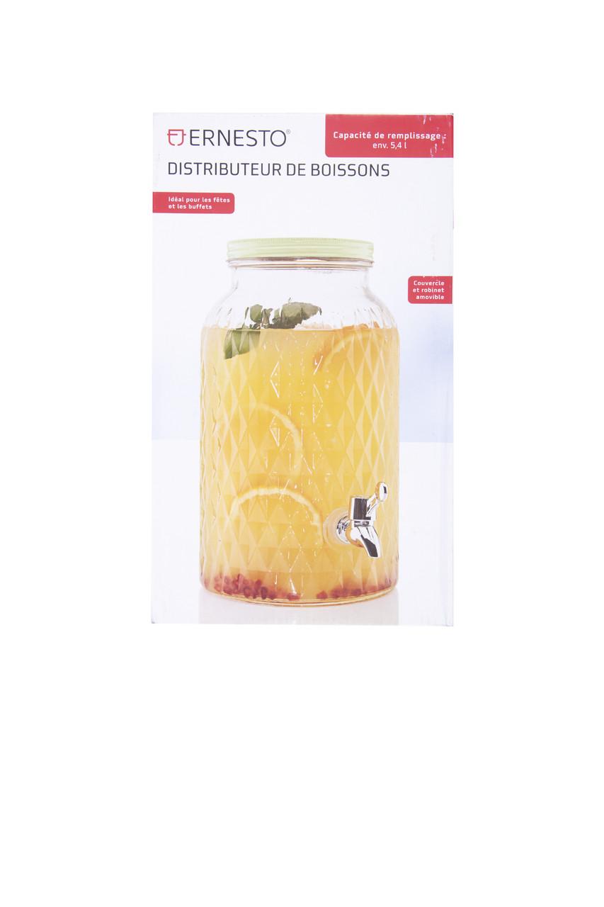 Графин для напитков с краником Ernesto 5,4 л