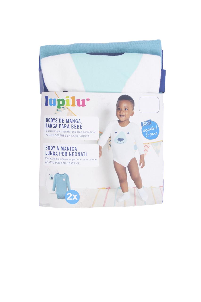 Боди для малышей 2 шт 74\80 LUPILU