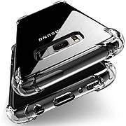 Силиконовый чехол Shockproof для Samsung  A20