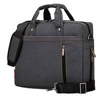 Большая сумка для ноутбука 15,6'' Digital Burnur dark gray