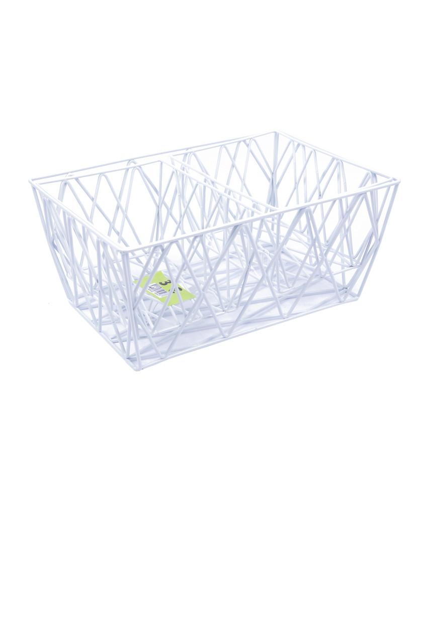 Органайзеры металлические белые LIDL 3 шт