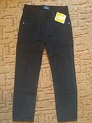 Вельветовые брюки LC Waikiki на мальчика, черные, р.122/128