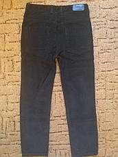Вельветовые брюки LC Waikiki на мальчика, черные, р.122/128, фото 2