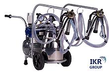 Доїльний апарат DeLaval (ДеЛаваль) на дві корови MMU12