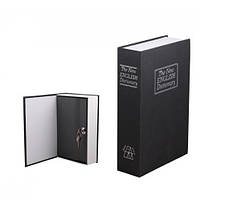 Книга-сейф MK 0790 (Черная)