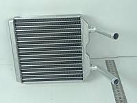 Радиатор печки Opel Kadett E 1984-1991 (161*188мм по сотах) плоские соты