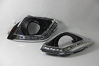 Ходовые огни Opel Antara 2012-