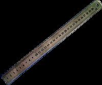Лінійка будівельна, мет. 300 мм