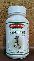 Kanchnar Guggulu Baidyanath Канчнар 80 табл : лимфа, опухоли, язва, кожа, мастопатия, варикоз, фурункулы ИНДИЯ