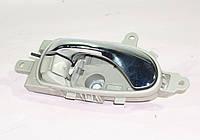 Ручка двери внутренняя правая передняя и задняя серая K - GRAY Nissan Leaf ZE0 (10-13) 80670-3NA0A
