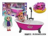 Игровой набор ванна с куклой и аксессуарами HC263723