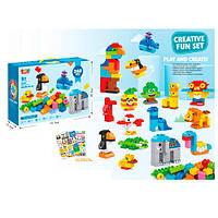 Конструктор JDLT 5346, развивающая игрушка, подарок для ребенка