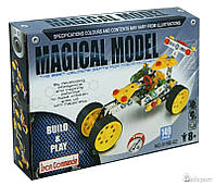 Конструктор металл транспорт 816B-62/63/64 (816B-62), развивающая игрушка, подарок для ребенка