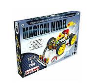 Конструктор металл транспорт 816B-62/63/64 (816B-63), развивающая игрушка, подарок для ребенка
