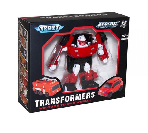 Трансформер машинка тобот.Игрушка робот машинка.