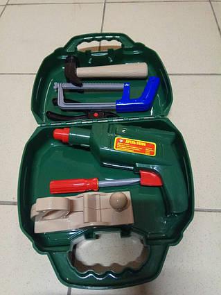 Набор инструментов Маленький столяр в саквояже, чемоданчике 205 Орион