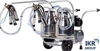 Доильный аппарат DeLaval (ДеЛаваль) на две коровы в два ведра MMU2