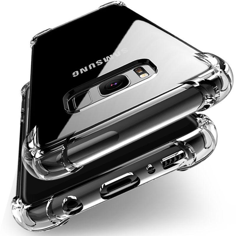 Силиконовый чехол Shockproof для Samsung Note 9