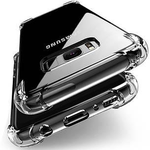 Силиконовый чехол Shockproof для Samsung Note 9, фото 2
