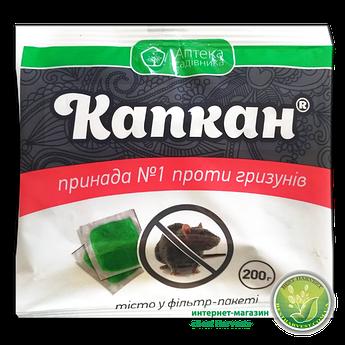"""""""Капкан"""" тесто 200 г, оригинал"""