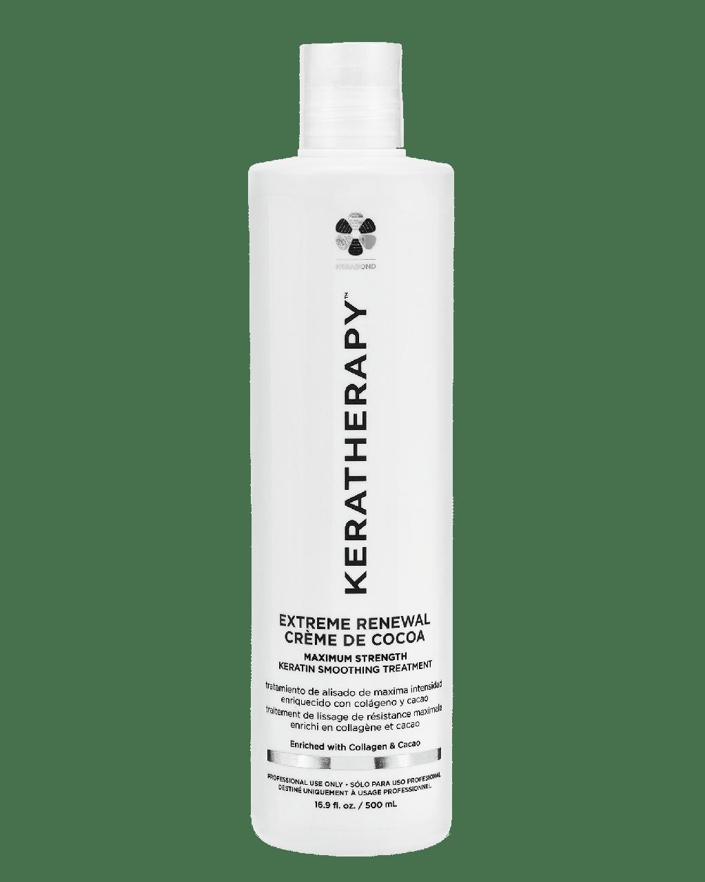 Кератин для выпрямления Keratherapy Extreme Renewal Creme de Cocoa 200 ml