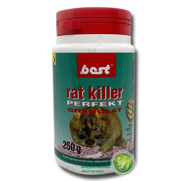 """""""Рат Киллер"""" (Rat Killer) гранулы 250 г, оригинал"""