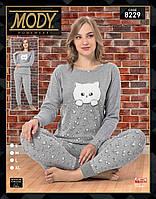 Пижама женская интерлок, фото 1