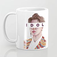 Кружка BTS Idol. K-Pop.