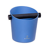 Нок-бокс VD Coffee (Алюминий/Резина) Синий
