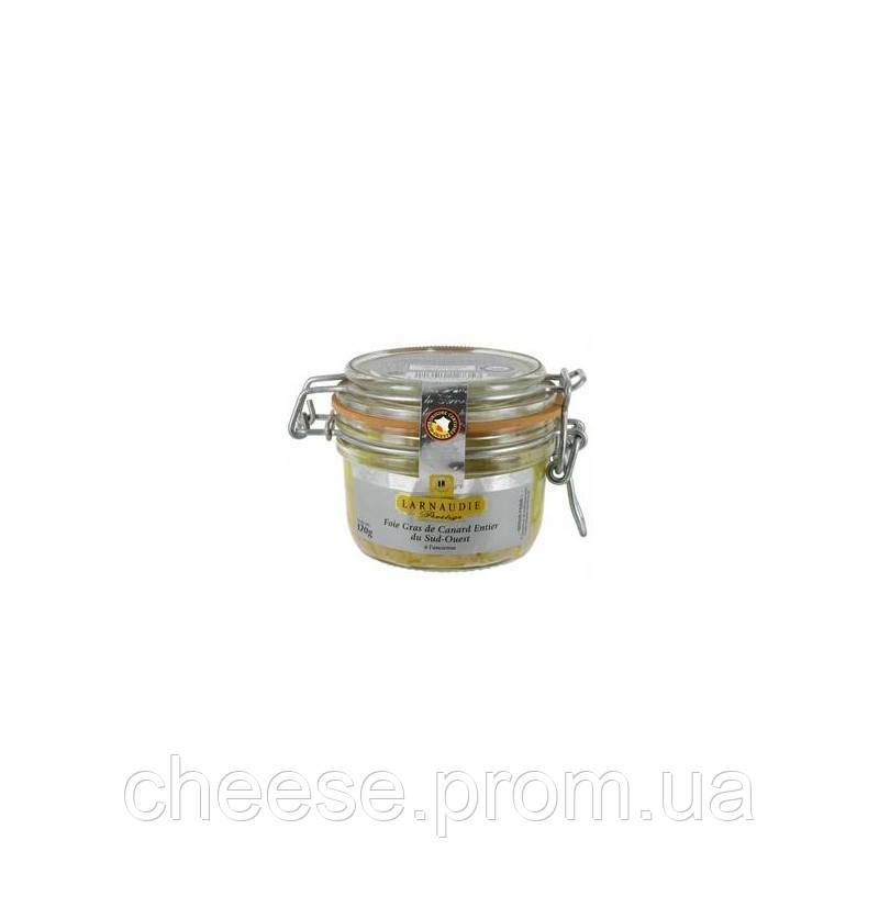 Традиционная фуа гра с утки 120 грамм