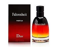 Чоловіча парфумована вода Christian Dior Fahrenheit, 75 мл